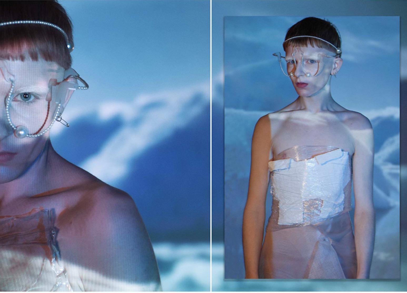 资讯生活珠宝设计师高逸帆入选英国服装盛典Press Show:精致是珠宝的本来面孔
